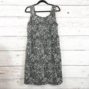 Liz Lange Maternity Silver Sleeveless Dress